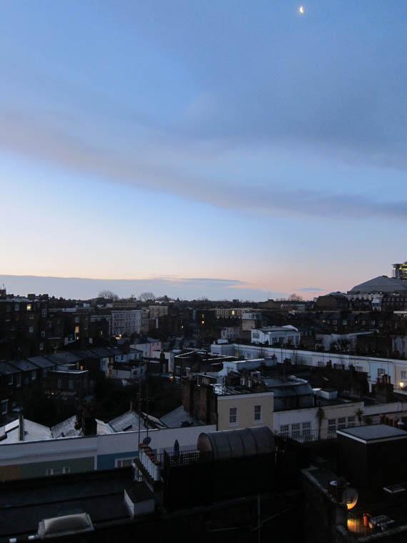 London Kensington December 2012