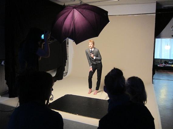 Photographer Elisabeth Frang for Grit Girl Shoot Pt. 5 Nitty Gritty Stockholm