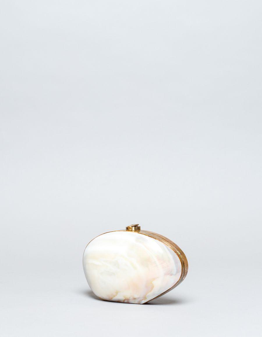 Rocio - Josephine Oval Clutch