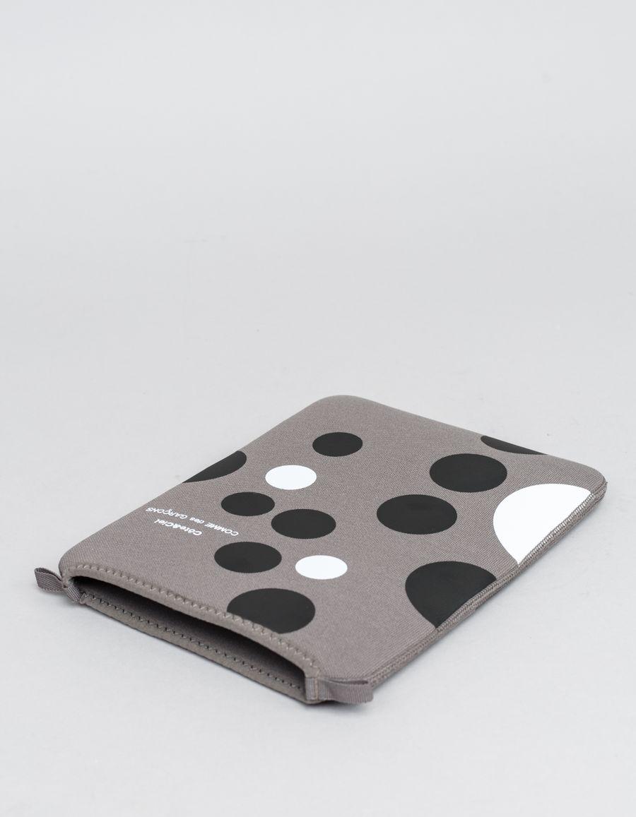 Comme des Garçons Wallet - CeC Ipad Case Grey