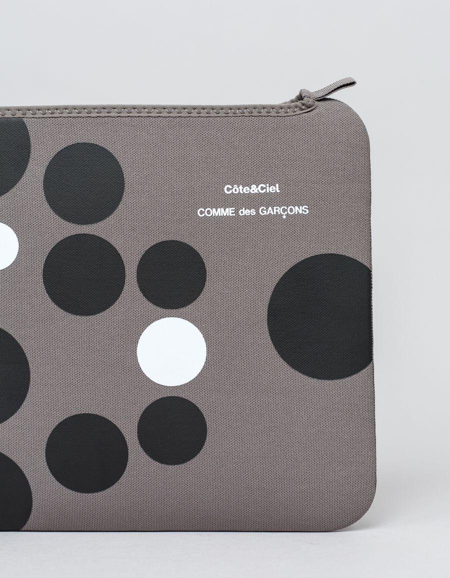 Comme des Garçons Wallet - CeC Macbook Pro 13  Case Grey