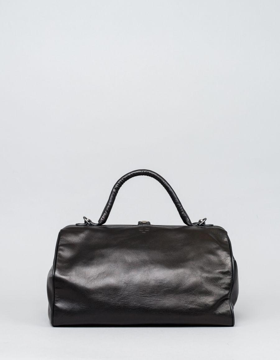 A.F.Vandevorst Doctor's Lambskin Bag Black