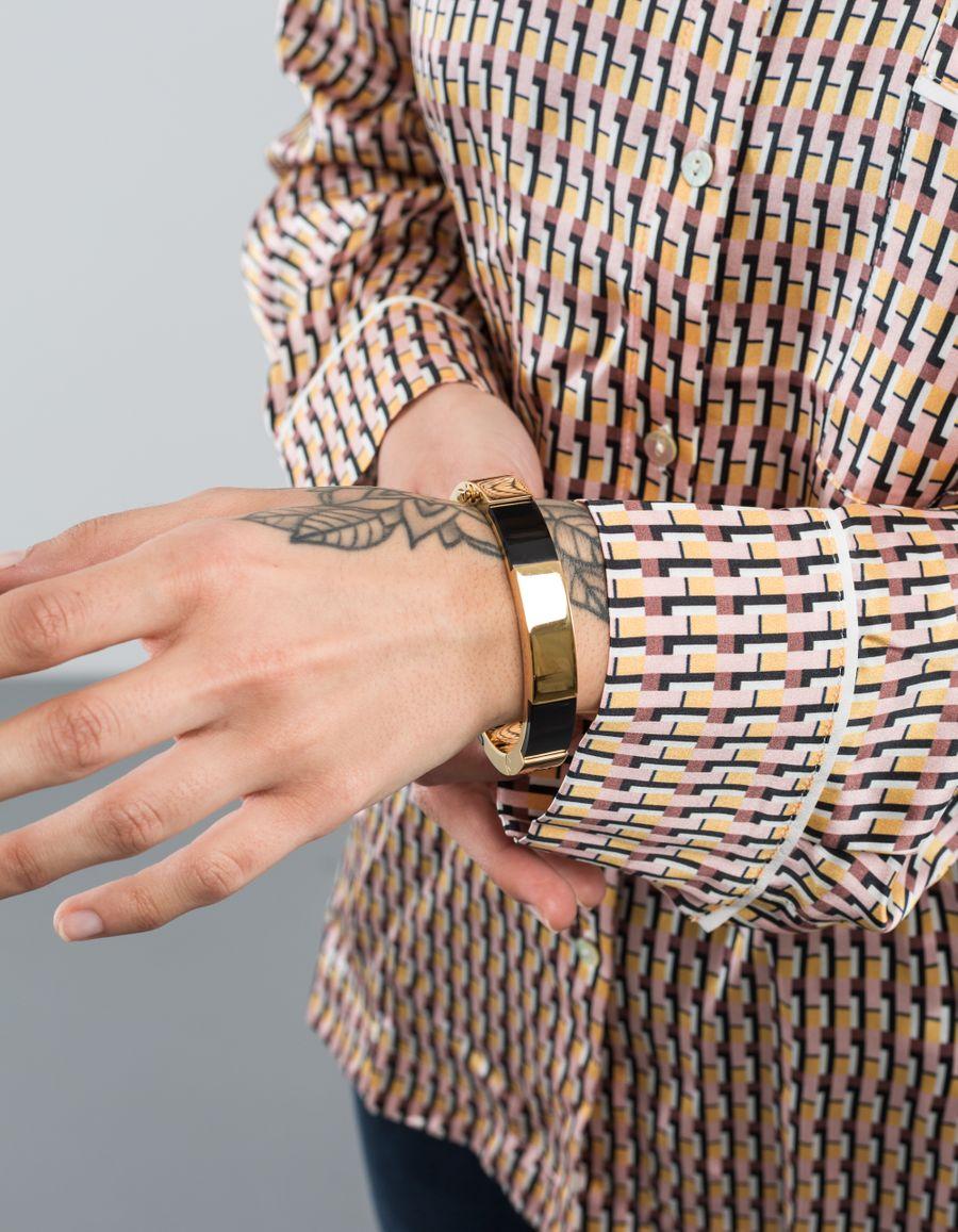 Susan Szatmáry Rome Goldplated Bracelet