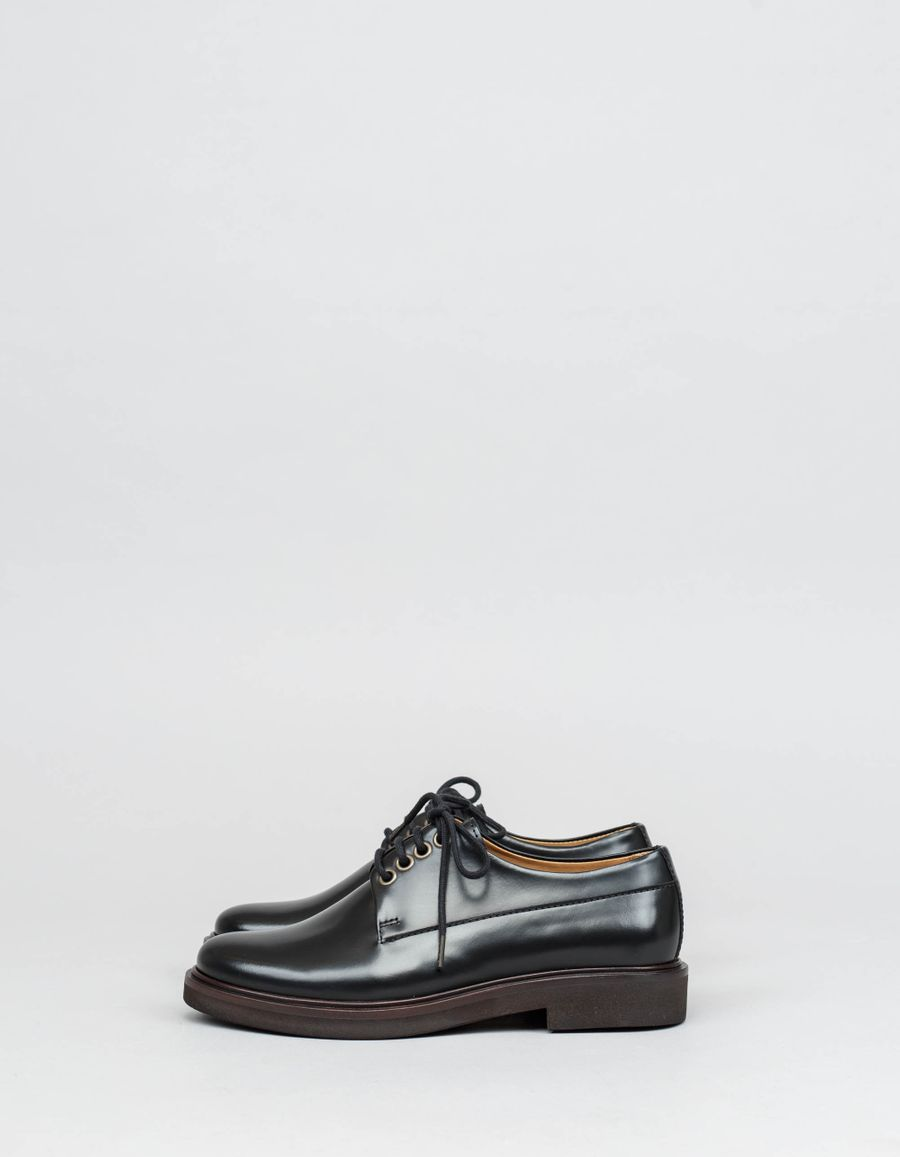 A.P.C. Eleonore Derby Shoes