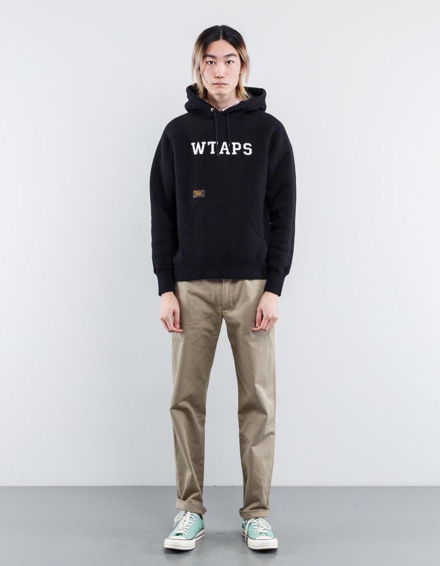WTAPS Design Hooded Loopwheel Sweat