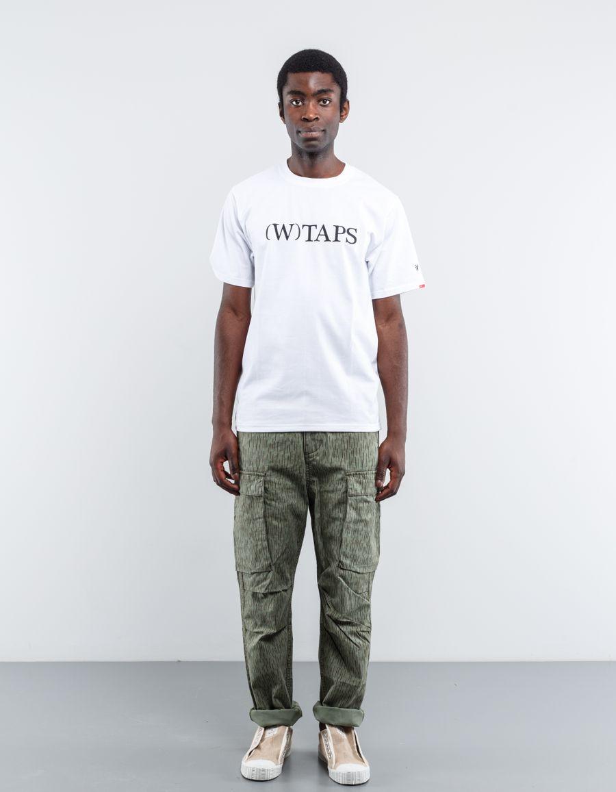 WTAPS Bracket T-Shirt