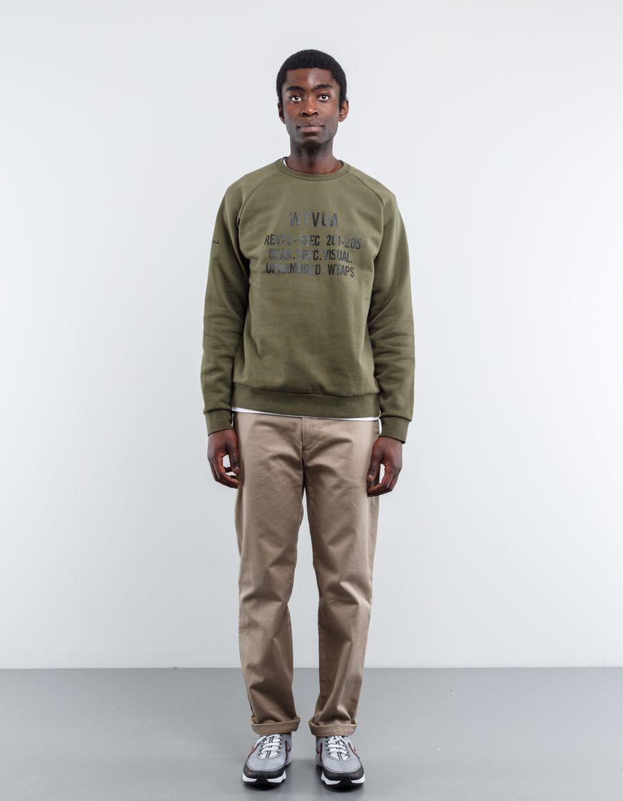 WTAPS WTVUA Sweatshirt