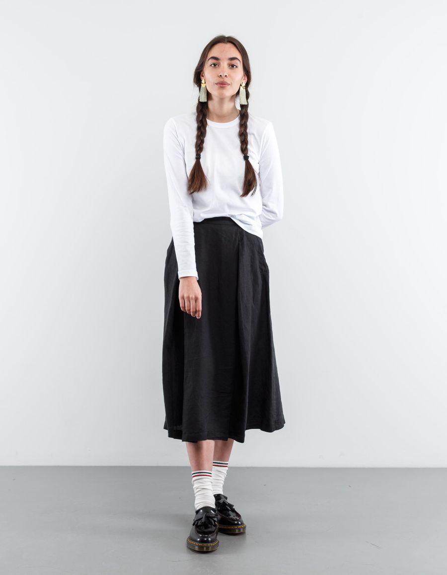 Comme des Garçons Comme des Garçons Cotton Jersey L/S T-Shirt