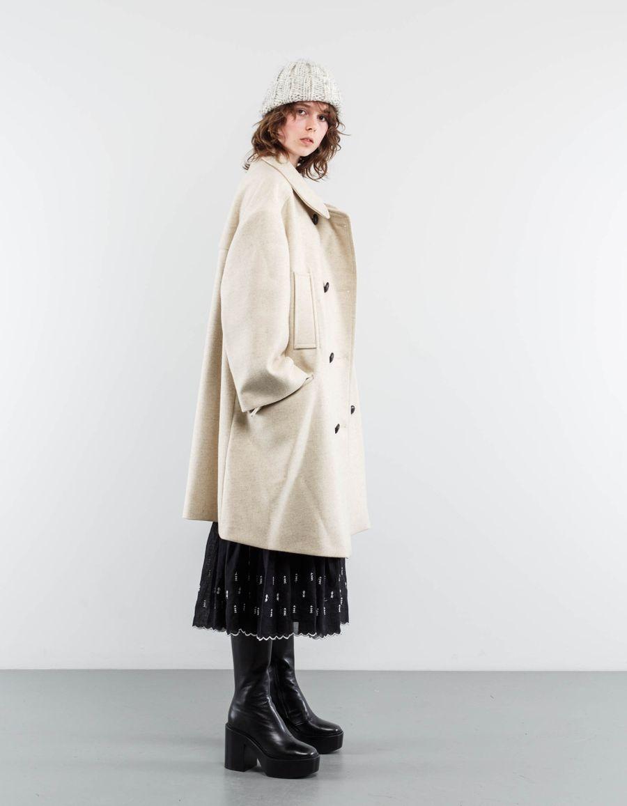 Isabel Marant Étoile - Flicka Double Breasted Coat