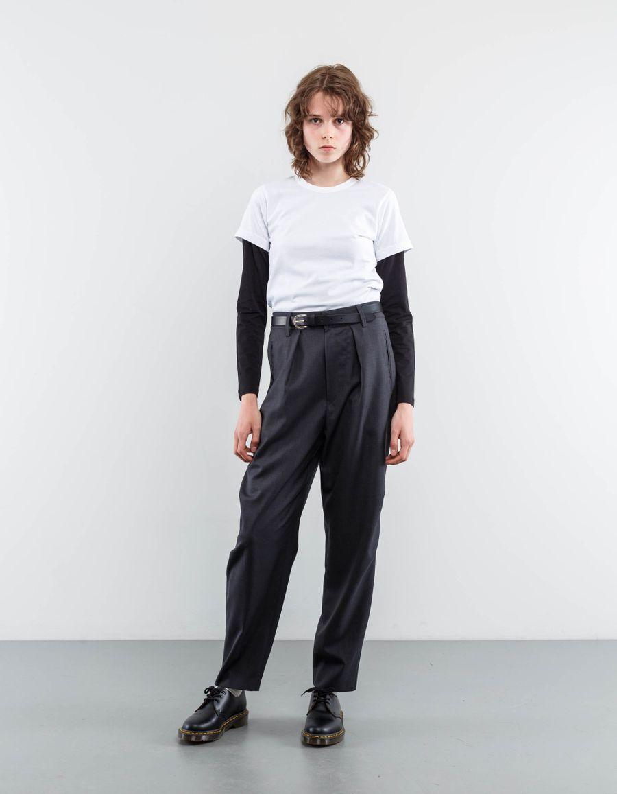 Isabel Marant Étoile Nimura Loose Fit Wool Trouser