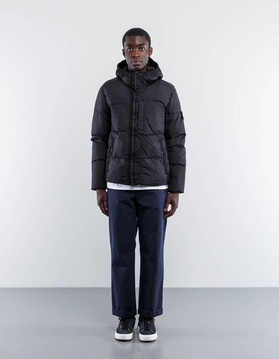 Stone Island 671540223 - Crinkle Reps NY Down Jacket