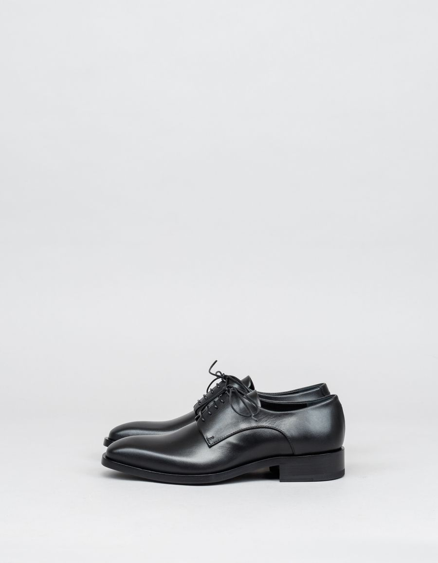 Jil Sander Goya Derby Shoe Leather