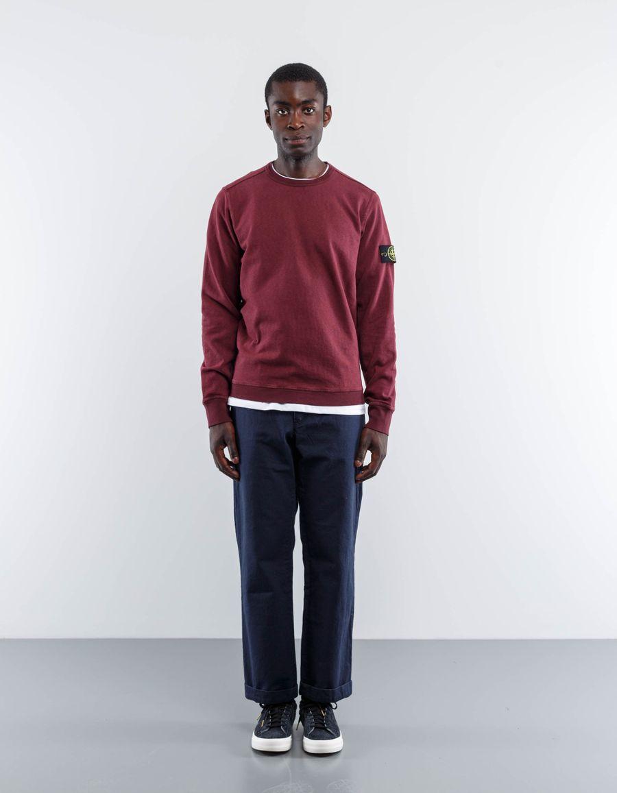 Stone Island 671563561 - Old Effect GD Sweatshirt