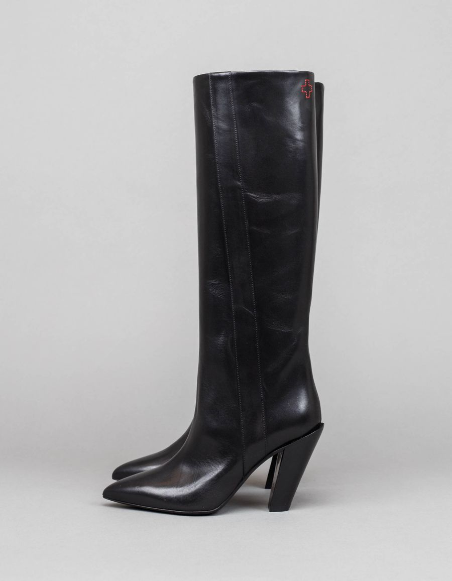 A.F.Vandevorst High Leather Boot