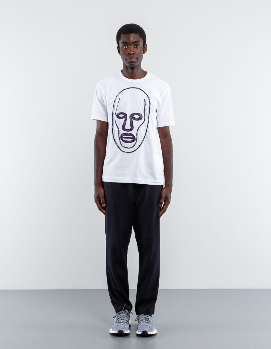 Comme des Garçons SHIRT Embroidery T-shirt