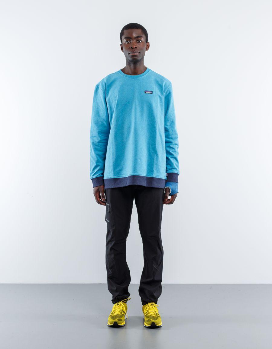 Patagonia P6 Label MW Crew Sweater