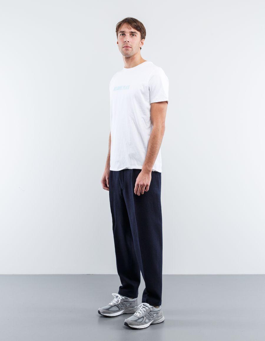 The Gigi  Tonga Structured Wool Trousers