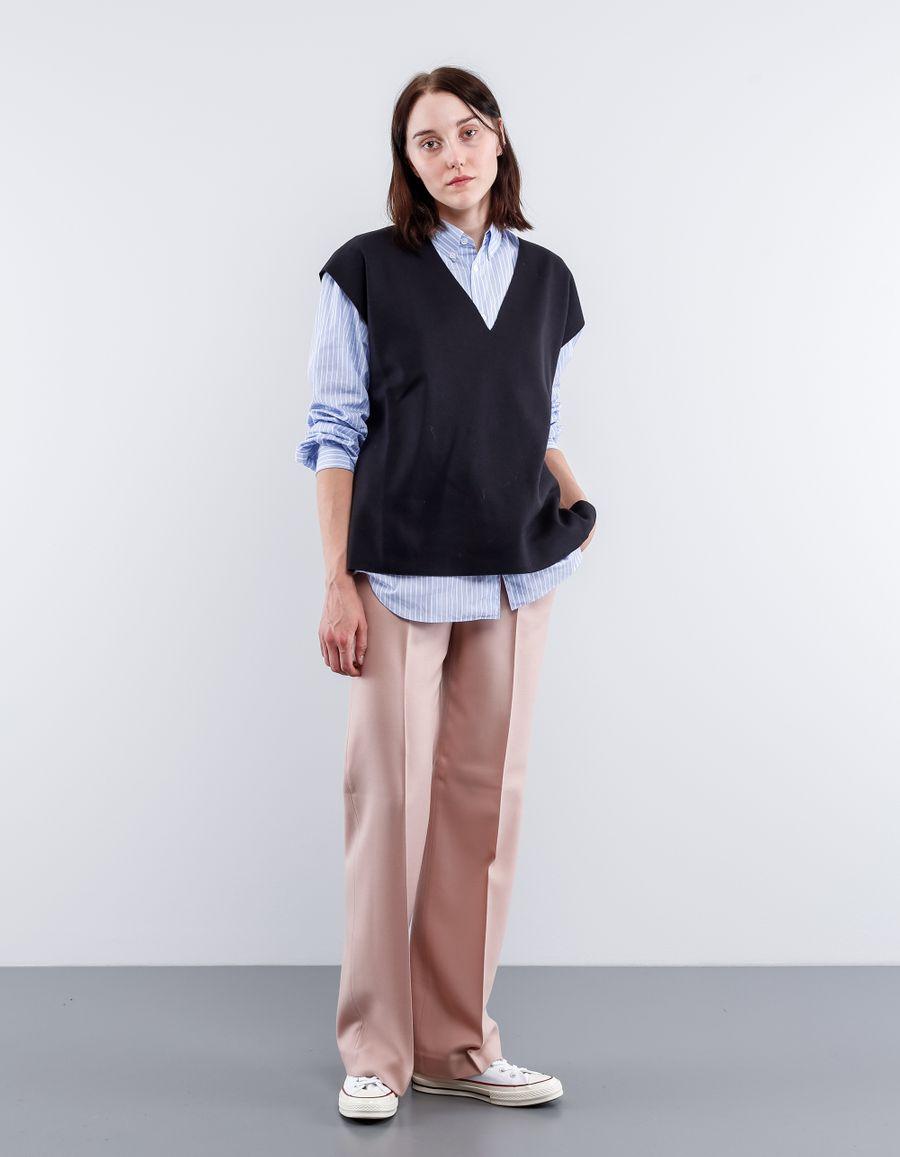 Barena Venezia Dina Wool Blend Top