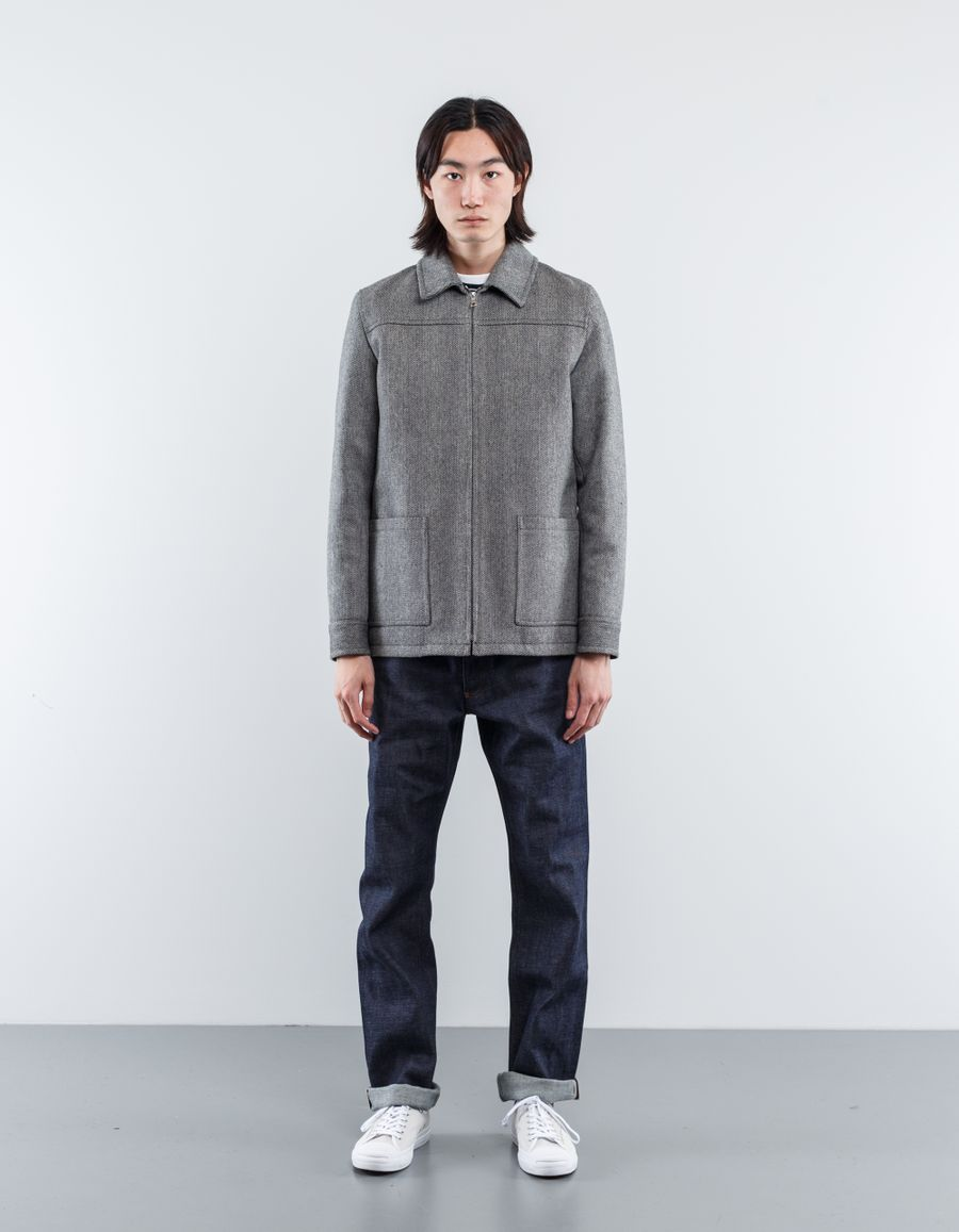 A.P.C. Borovitz Herringbone Jacket