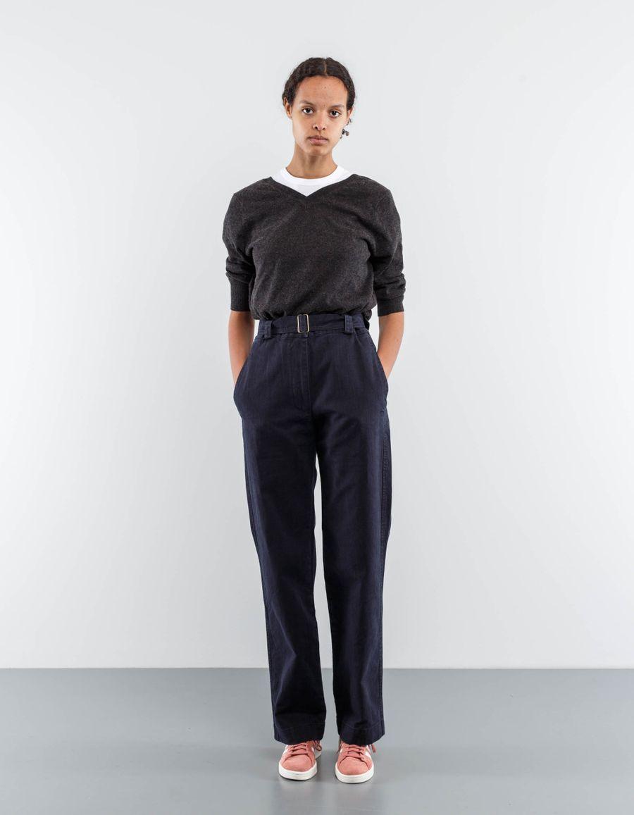 Margaret Howell MHL Self Belt Trouser