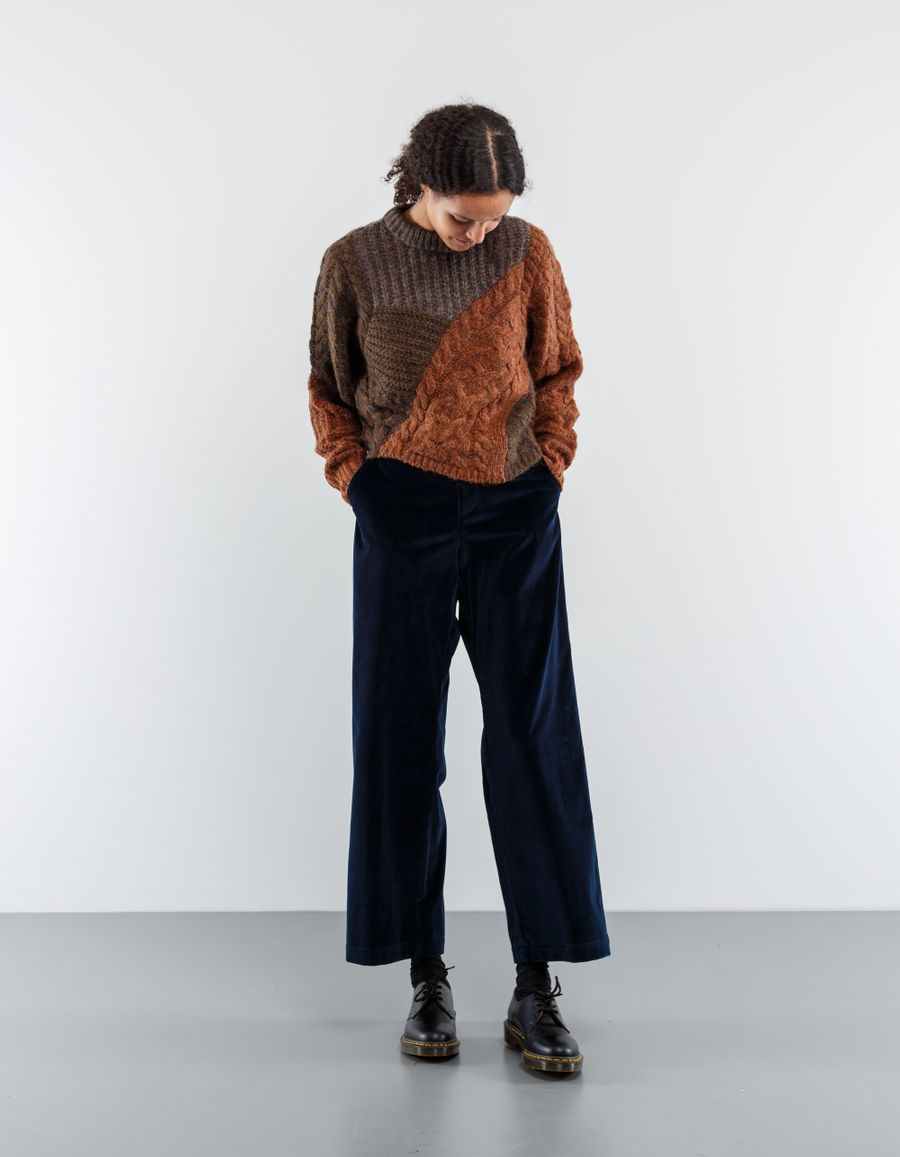 Isabel Marant Étoile Daryl Cropped Pullover