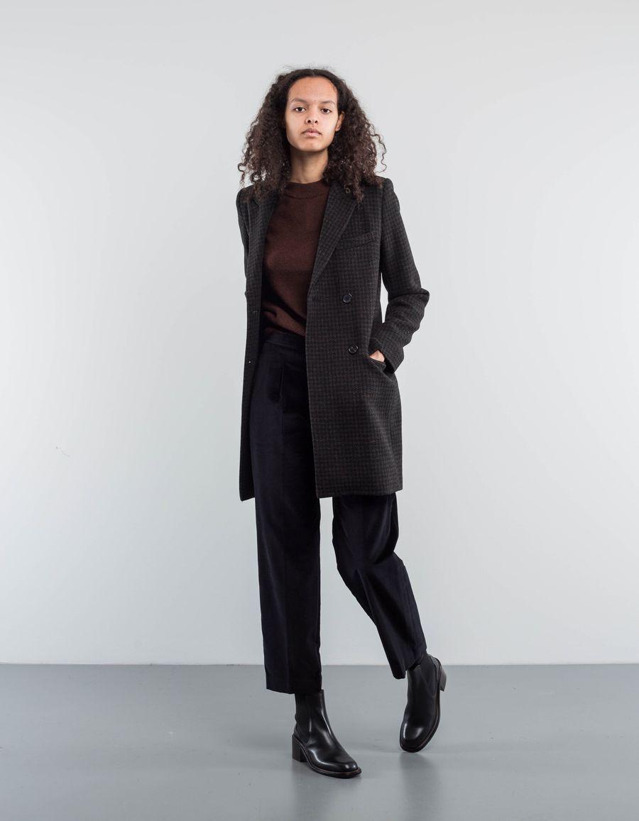 Isabel Marant Étoile Iken Double Breasted Coat