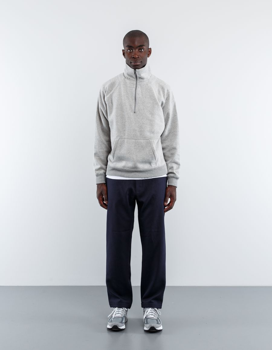 Nanamica French Terry Zip Turtle Sweat