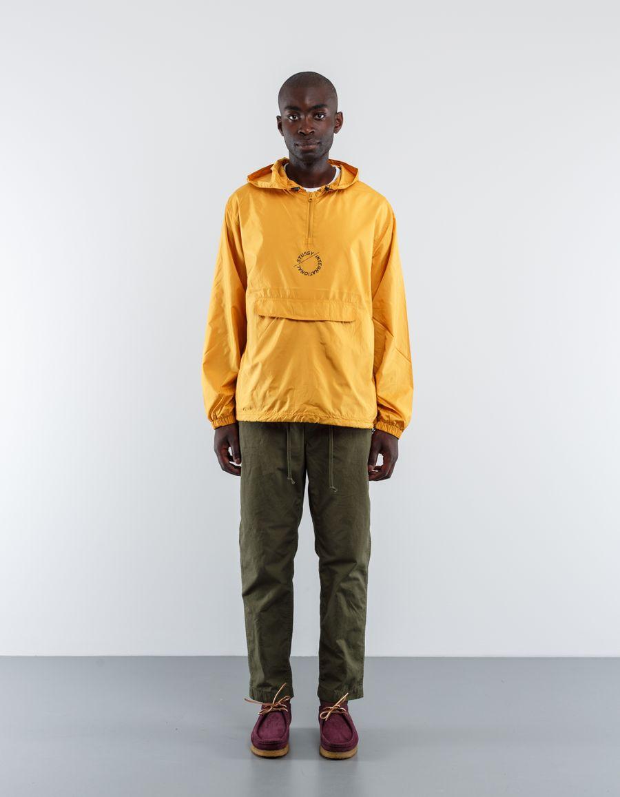 Stüssy Nylon Popover Jacket