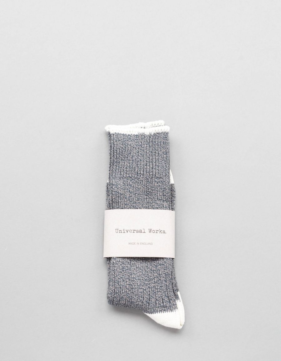 Universal Works Simple Cotton Socks