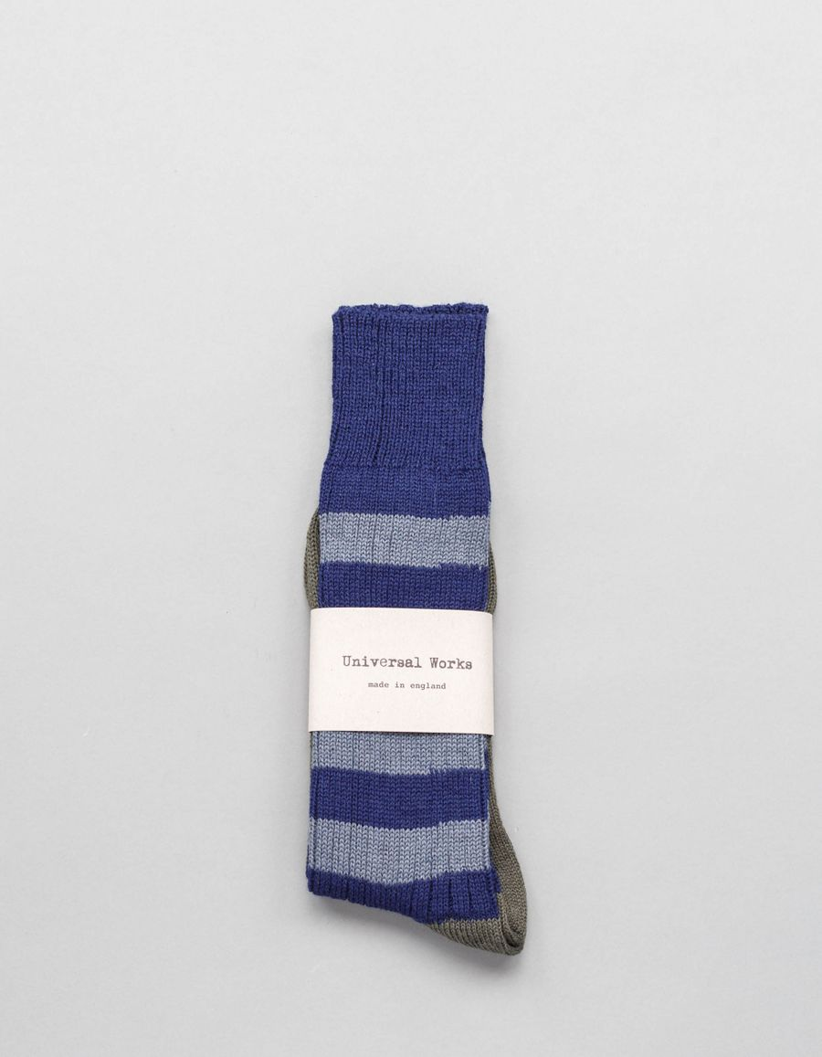 Universal Works Wool Games Socks