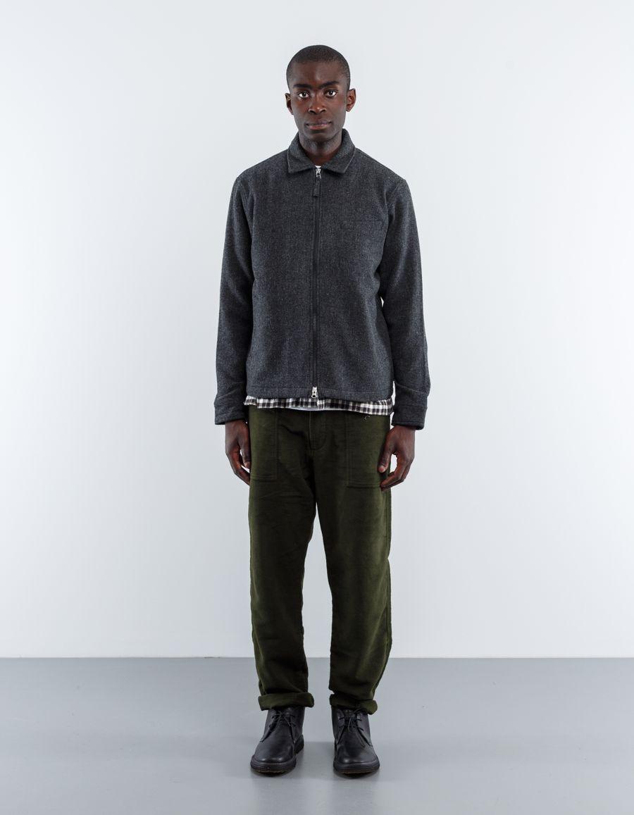 Universal Works Lenton Shetland Jacket