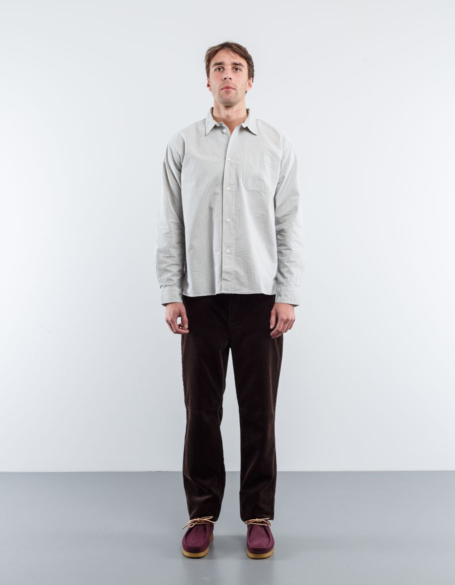 Margaret Howell MHL Paineters Check Shirt