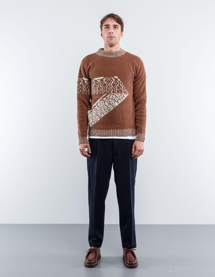 A.P.C. Zermatt Wool Sweater