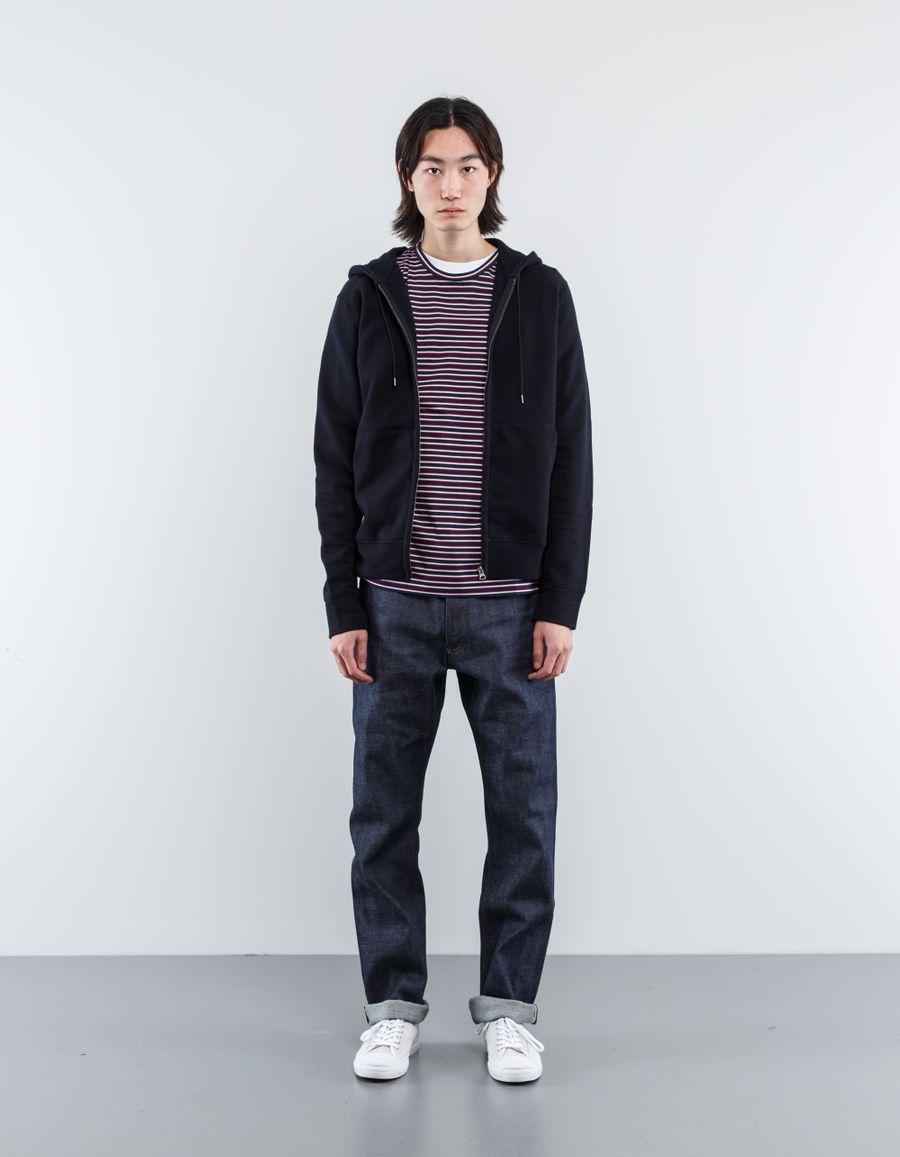 A.P.C. Floyd Zip Hood Sweater