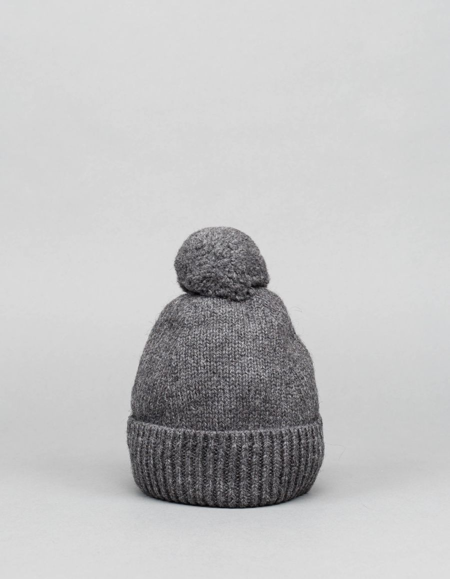 Margaret Howell MHL Chunky Bobble Hat Merino