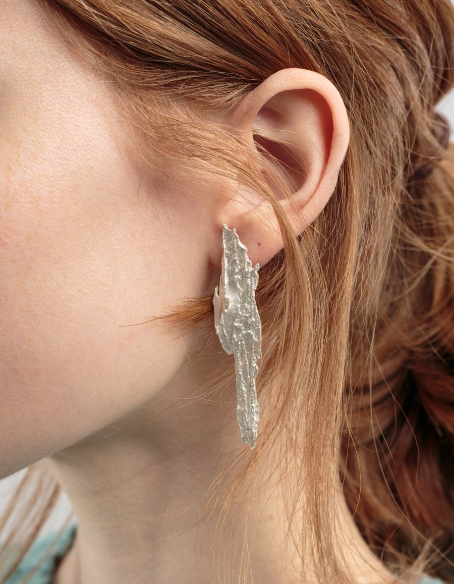 Holpp Icicled Earring Medium