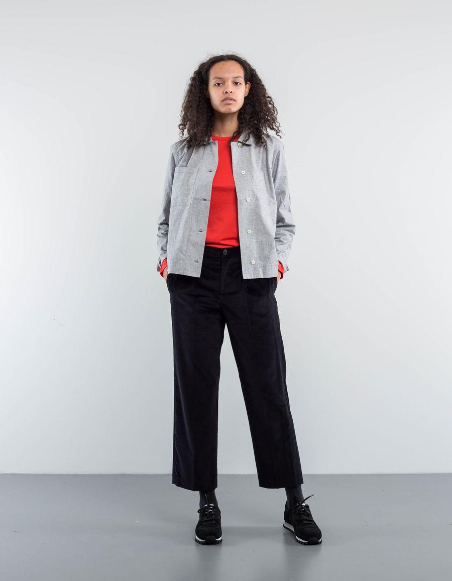 A.P.C. Amalfi Velvet Trouser