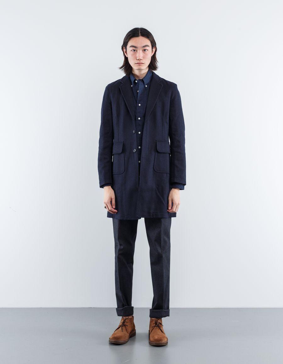 Comme des Garçons SHIRT SB Wool Coat
