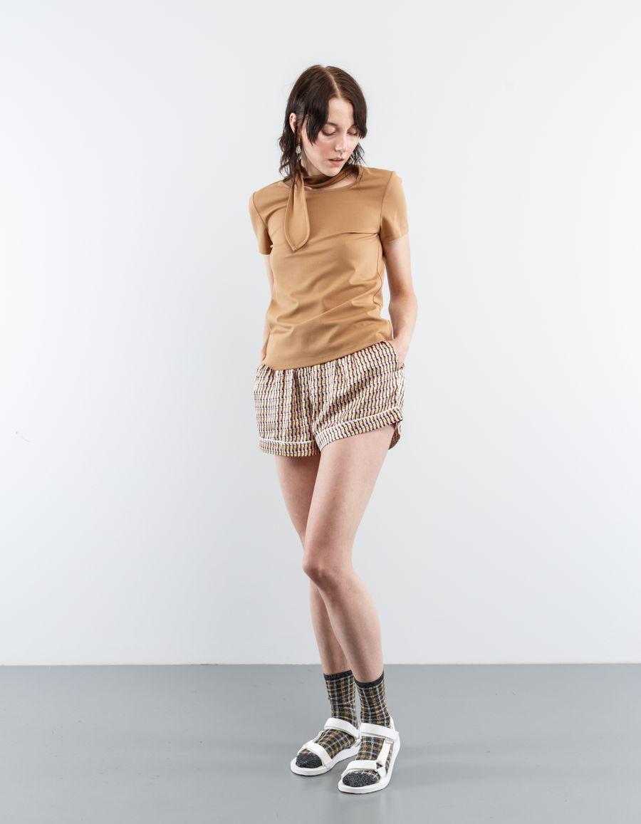 Asceno PJ Short Sandwashed Silk