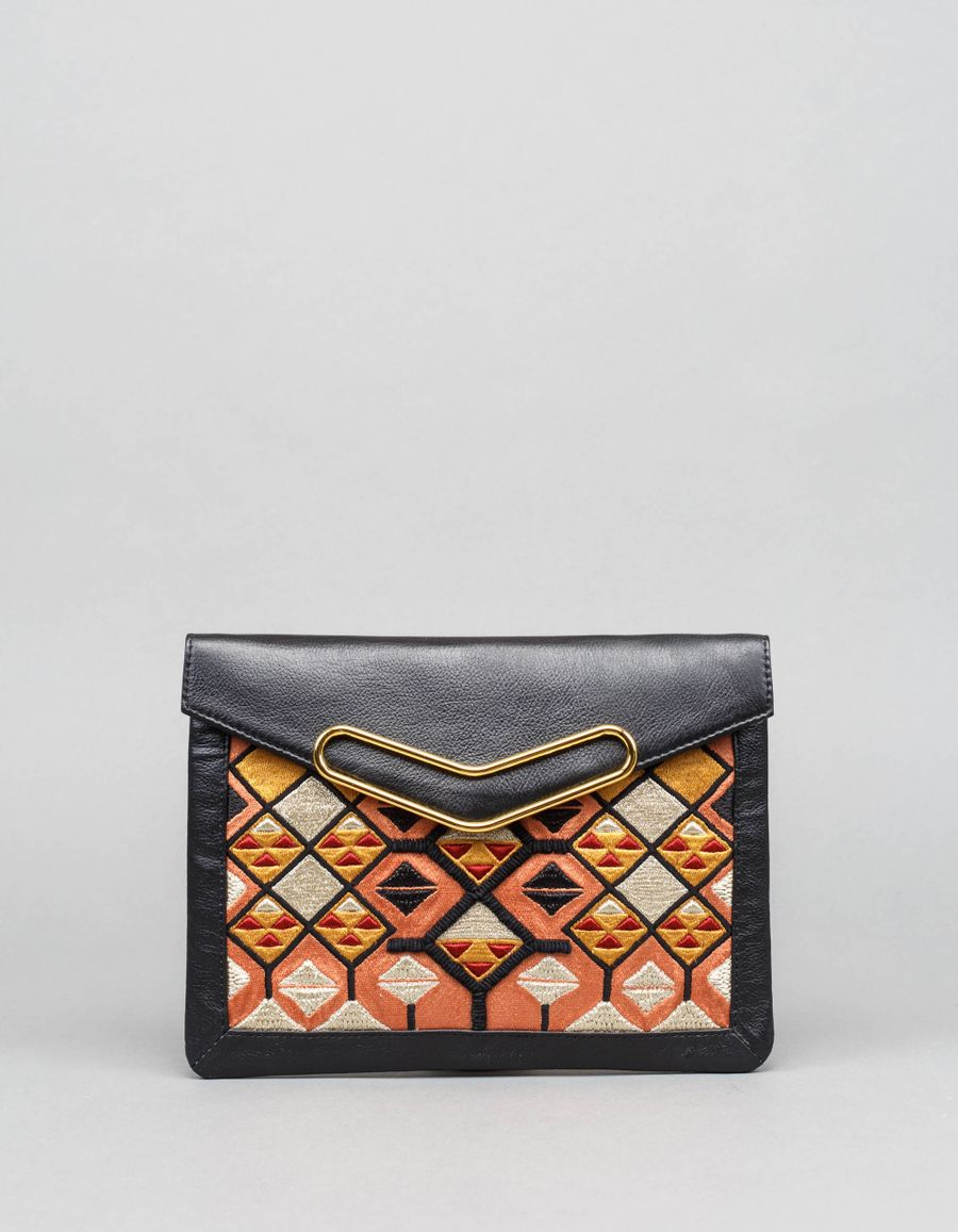 Lizzie Fortunato Midnight Cruiser Patchwork
