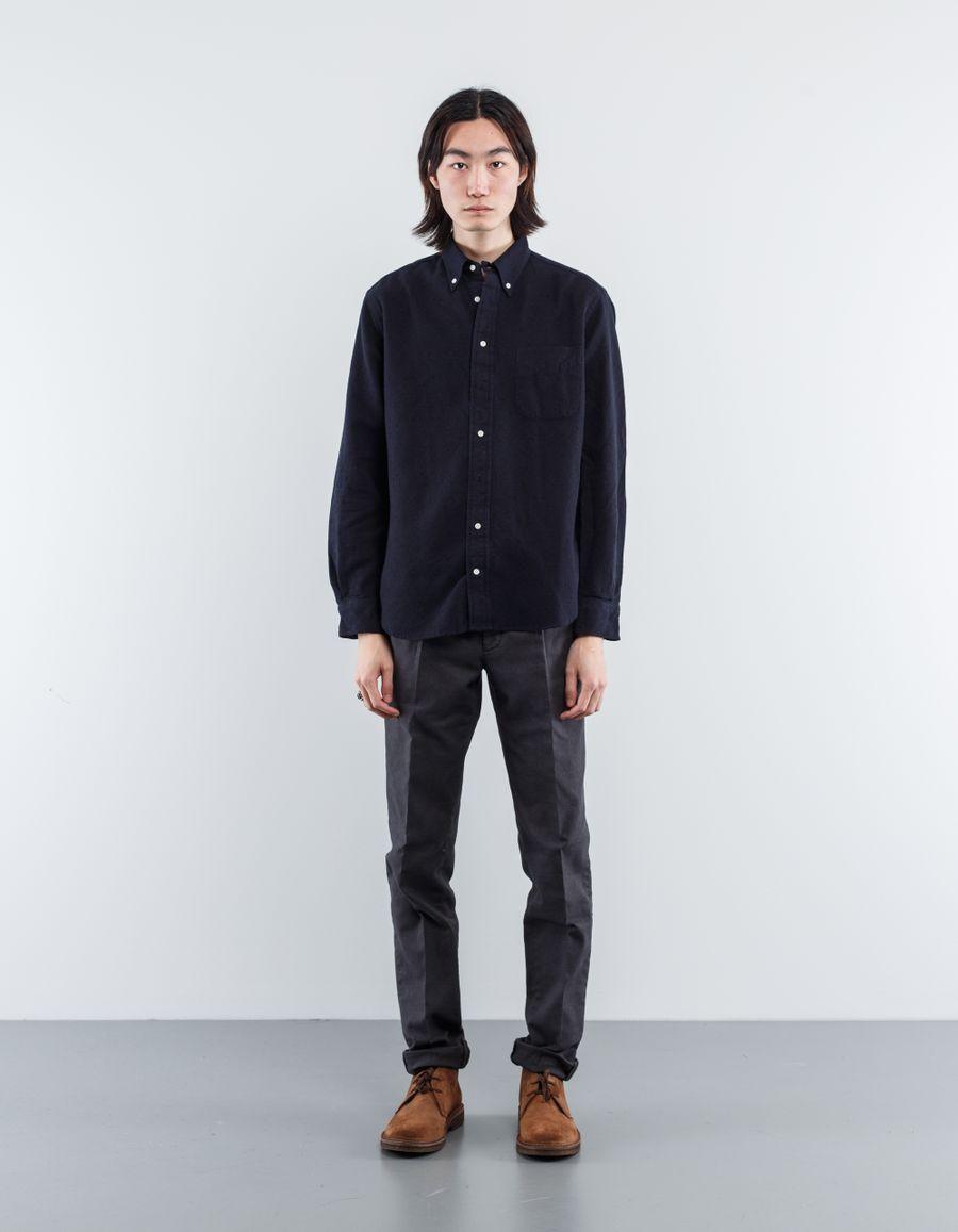 Gitman Vintage Geometric Flannel BD Shirt