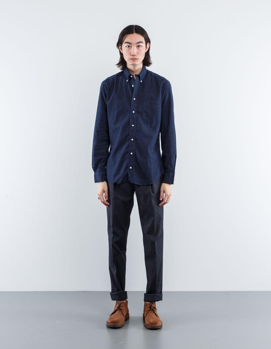 Gitman Vintage Flannel BD Shirt