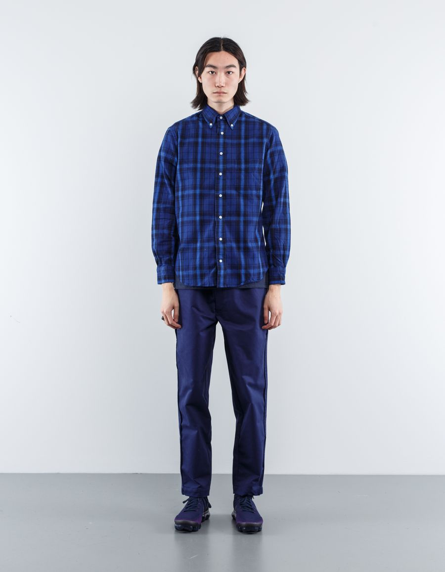 Gitman Vintage Plaid Flannel BD Shirt