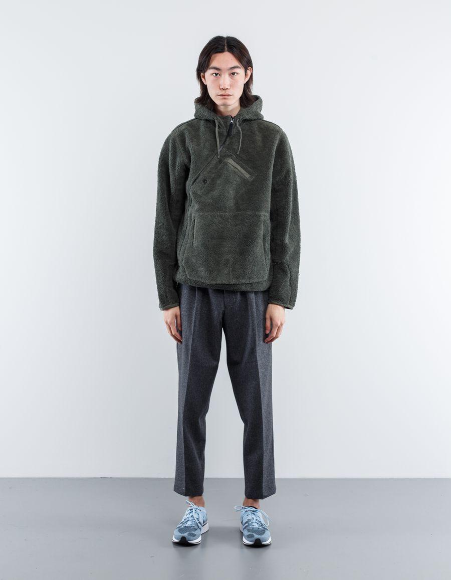 Stone Island Shadow Project Hooded Fleece Sweater