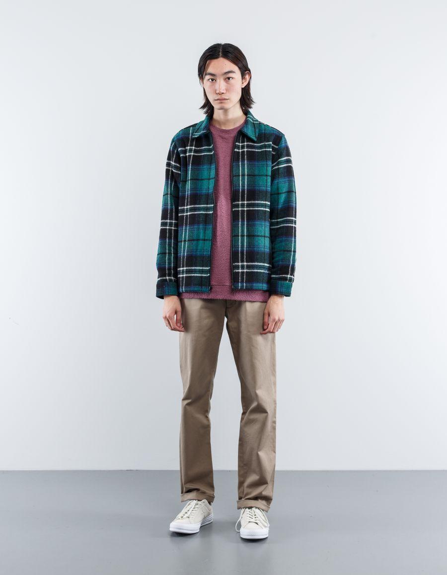 Stüssy Wool Plaid L/S Shirt