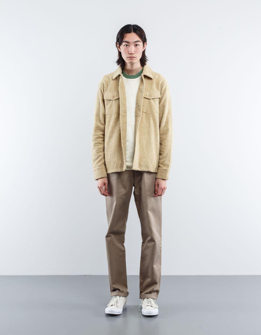 Stüssy Long Terry BDU L/S Shirt