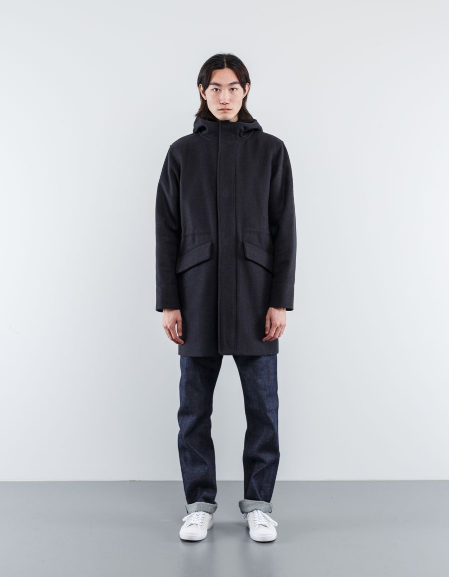 A.P.C. Kid Wool Parka