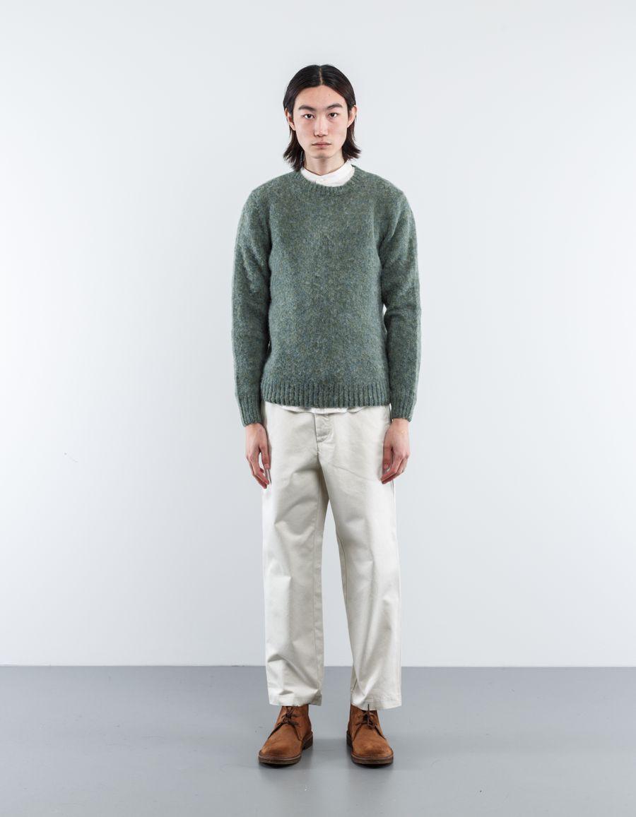 Aspesi Shetland CN Sweater
