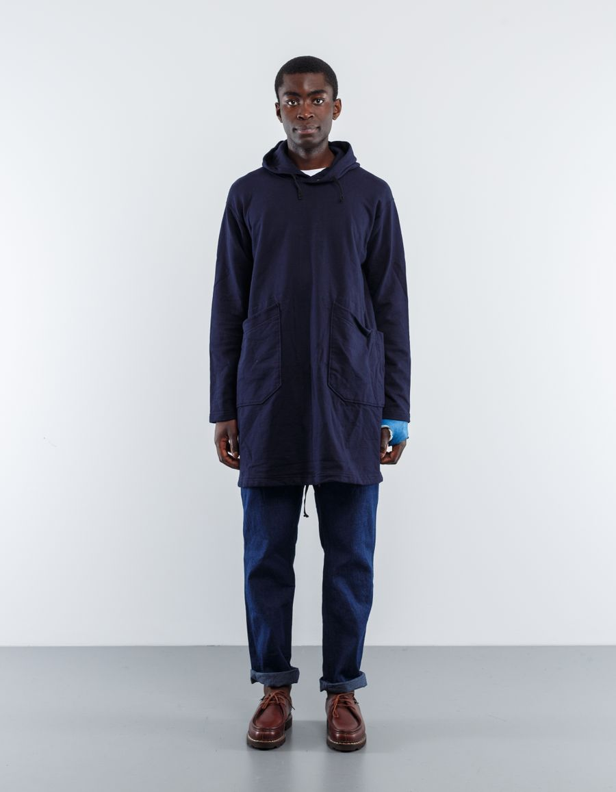 Engineered Garments  French Terry Long Hoody