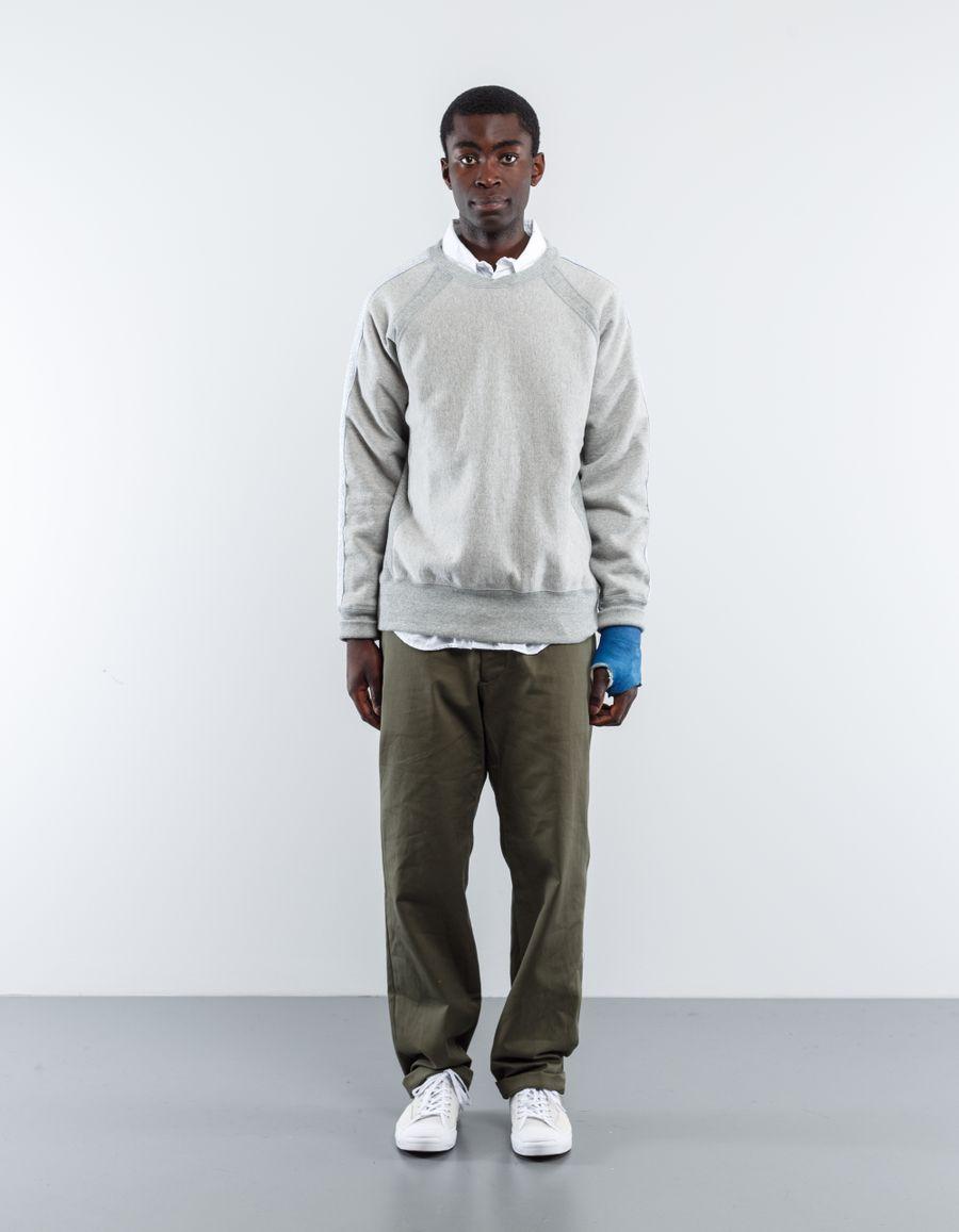 Engineered Garments  20oz Fleece CN Sweat